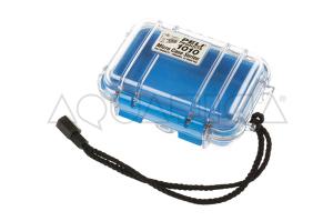 Contenitore Stagno Peli 110x70 mm Blu Foto 2