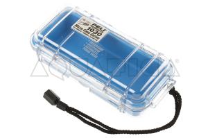 Contenitore Stagno Peli 160x65 mm Blu Foto 1