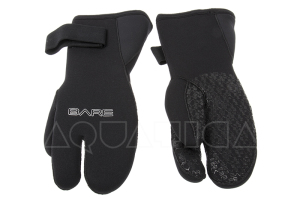 Guanti 3 Dita Neoprene 7mm Bare Foto 1