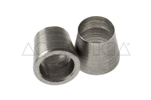 Coni Inox per Asta D6 6,5 7mm