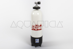 Bombola Acciaio 12LTR Roth Mions 232Bar