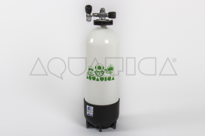 Bombola Acciaio 15 LTR Roth Mions 232Bar
