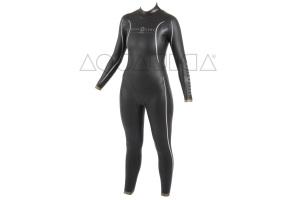 Muta Umida Donna Apnea Nuoto Aqualung Suit