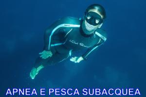 Pannello Apnea Pesca