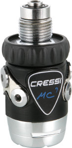 Erogatore Cressi Compact ProMC9 SC Primo Stadio