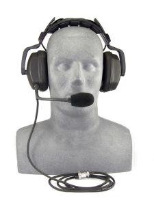 Cufia-Microfono OTS THB-14 per Comunicatore Di Superficie OTS SP-100 D2