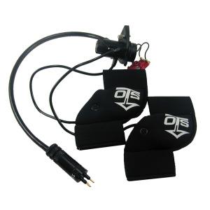 Kit cuffie microfono per comunicatore OTS serie SSb_MKII