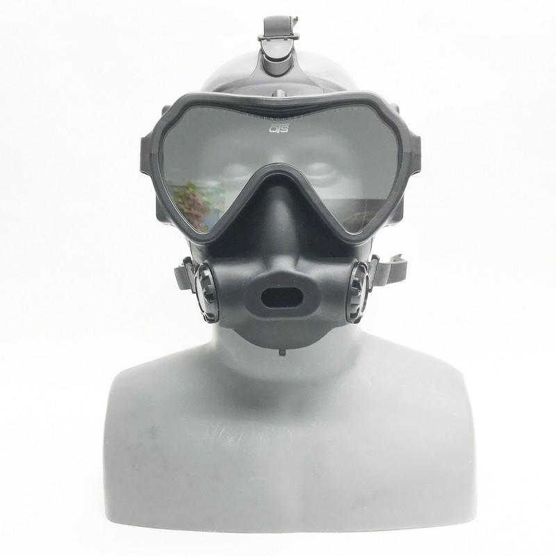 maschera granfacciale